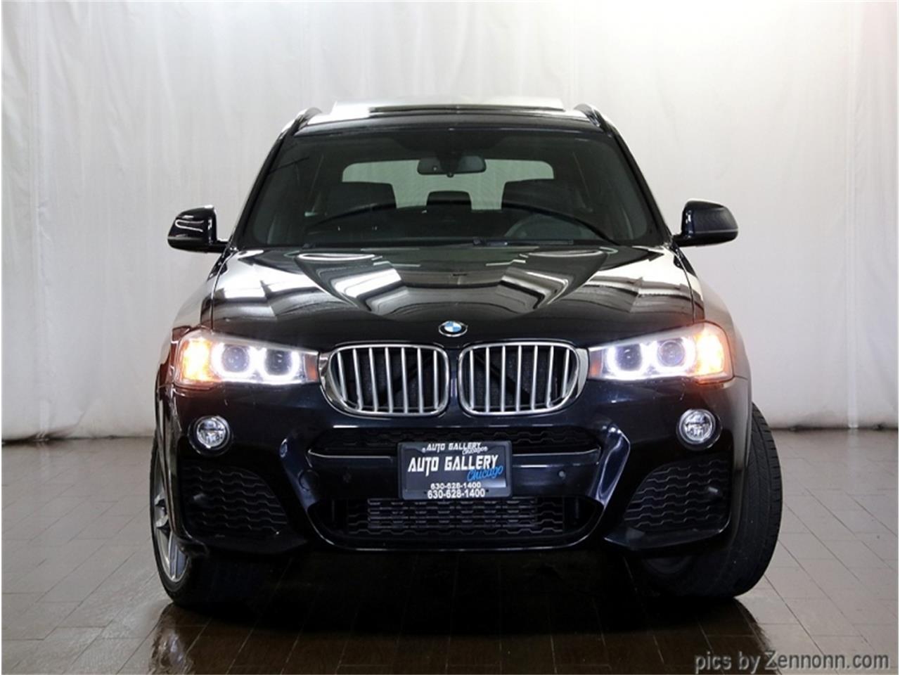 2016 BMW X3 (CC-1376982) for sale in Addison, Illinois