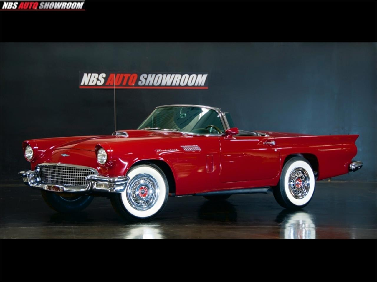 1957 Ford Thunderbird (CC-1377003) for sale in Milpitas, California