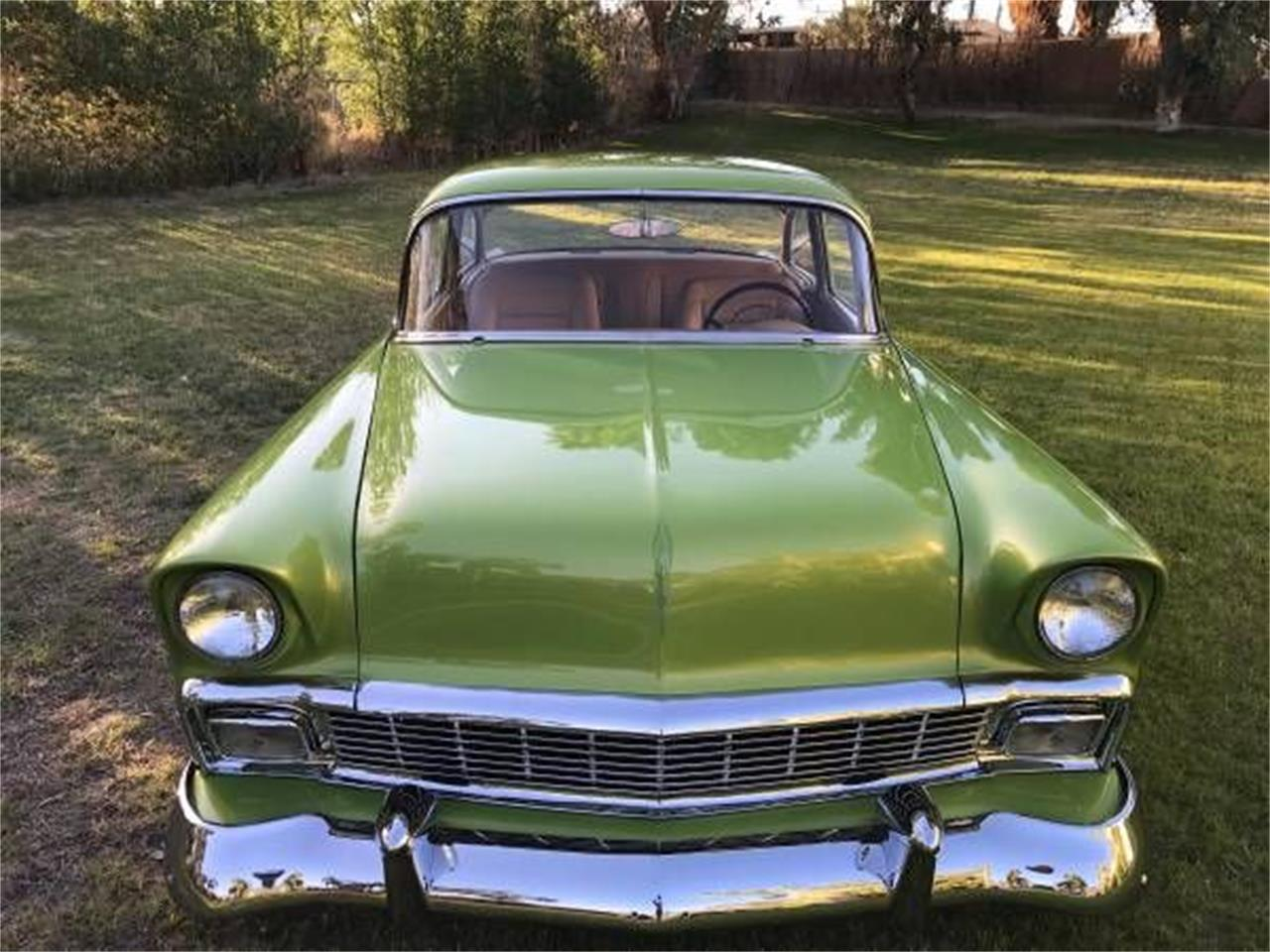 1956 Chevrolet Bel Air (CC-1377005) for sale in Cadillac, Michigan