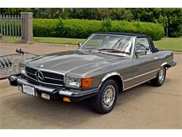 1979 Mercedes-Benz 450SL (CC-1377007) for sale in Fort Worth, Texas