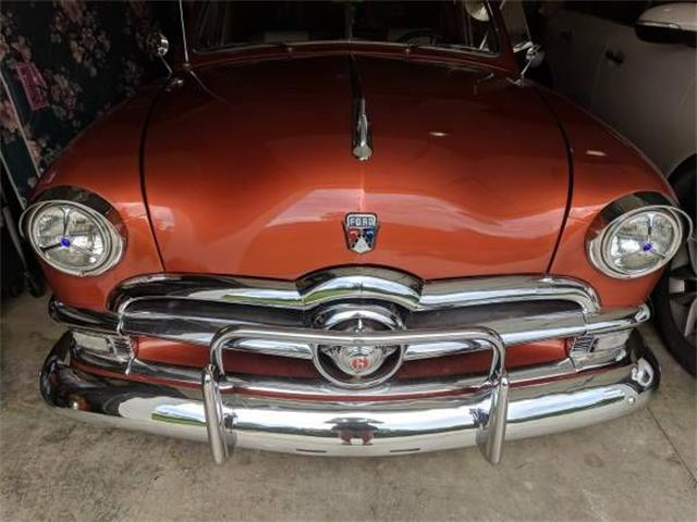 1950 Ford Custom (CC-1377011) for sale in Cadillac, Michigan