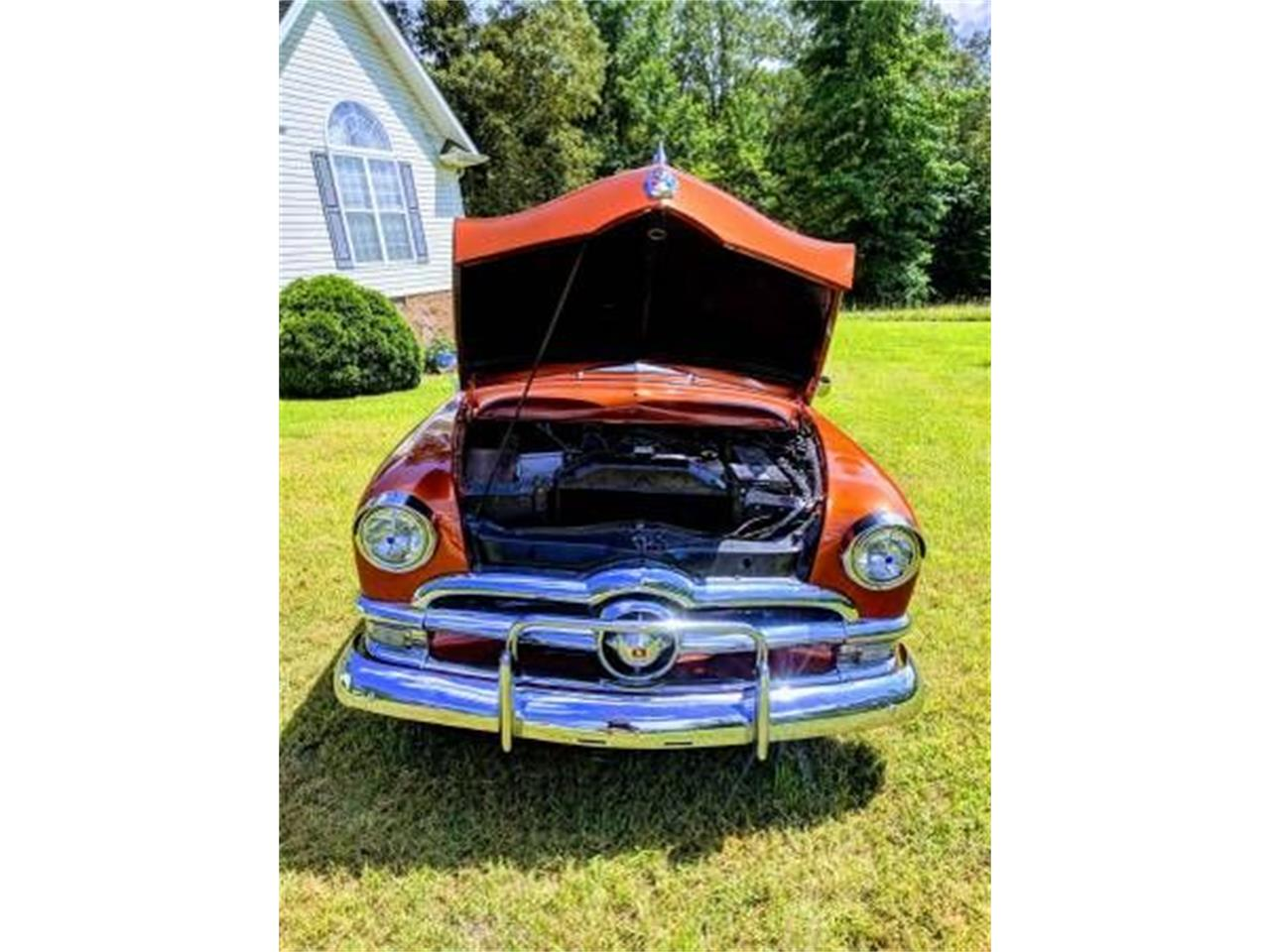 1950 Ford Custom (CC-1377011) for sale in Cadillac, Michigan