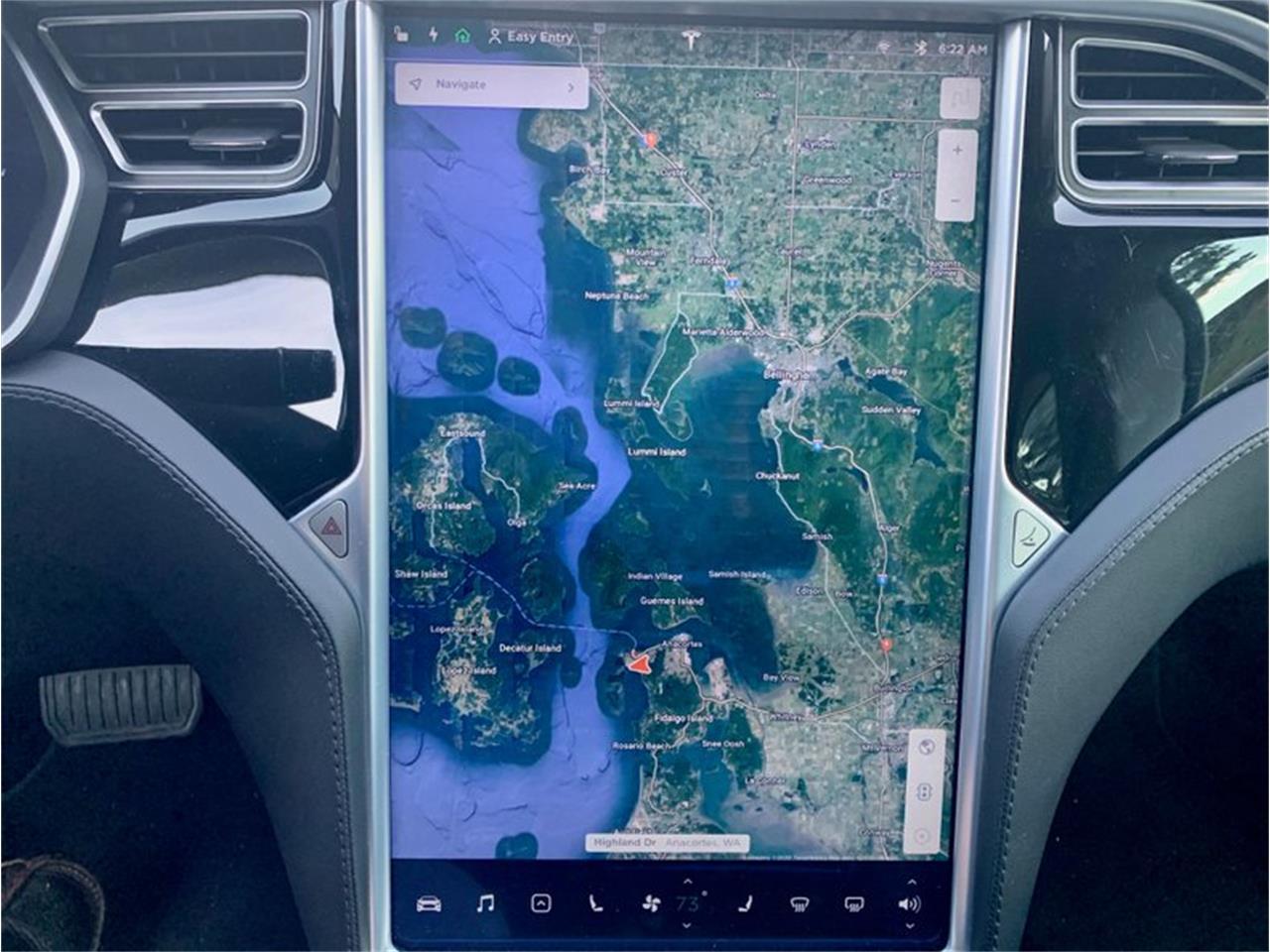 2015 Tesla Model S (CC-1377024) for sale in Seattle, Washington