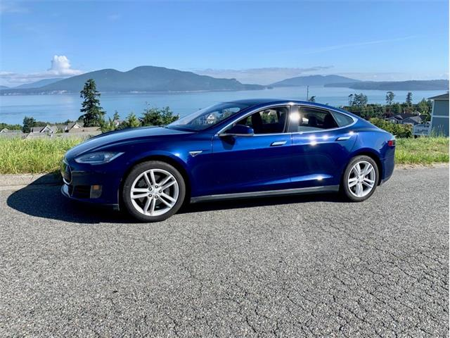 2015 Tesla Model S (CC-1377024) for sale in Seattle, Washington