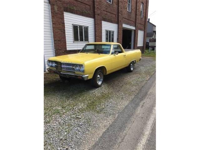 1965 Chevrolet El Camino (CC-1377034) for sale in Cadillac, Michigan