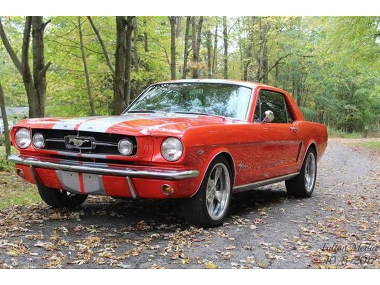 1965 Ford Mustang (CC-1377036) for sale in Cadillac, Michigan