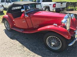 1952 MG TD (CC-1377039) for sale in Cadillac, Michigan