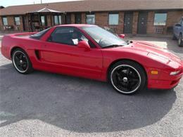 1995 Acura NSX (CC-1377041) for sale in Cadillac, Michigan