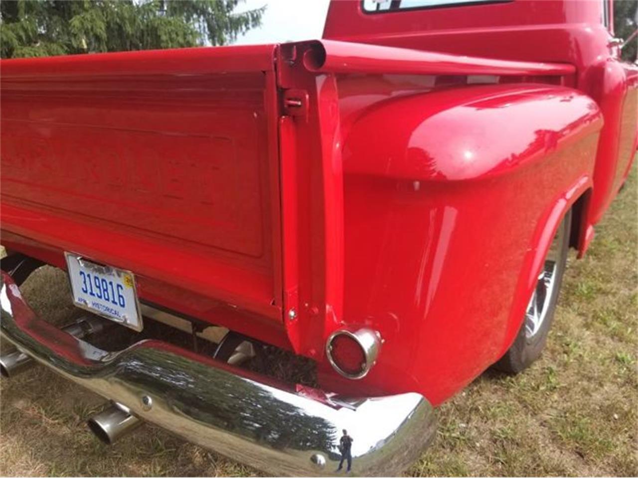 1957 Chevrolet 3100 (CC-1377043) for sale in Cadillac, Michigan