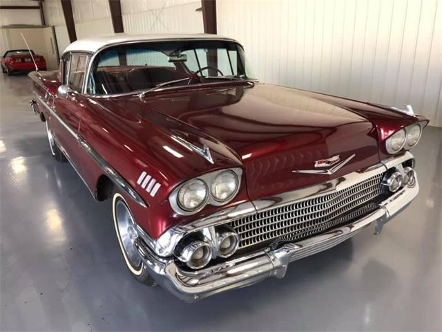 1958 Chevrolet Impala (CC-1377061) for sale in Westford, Massachusetts