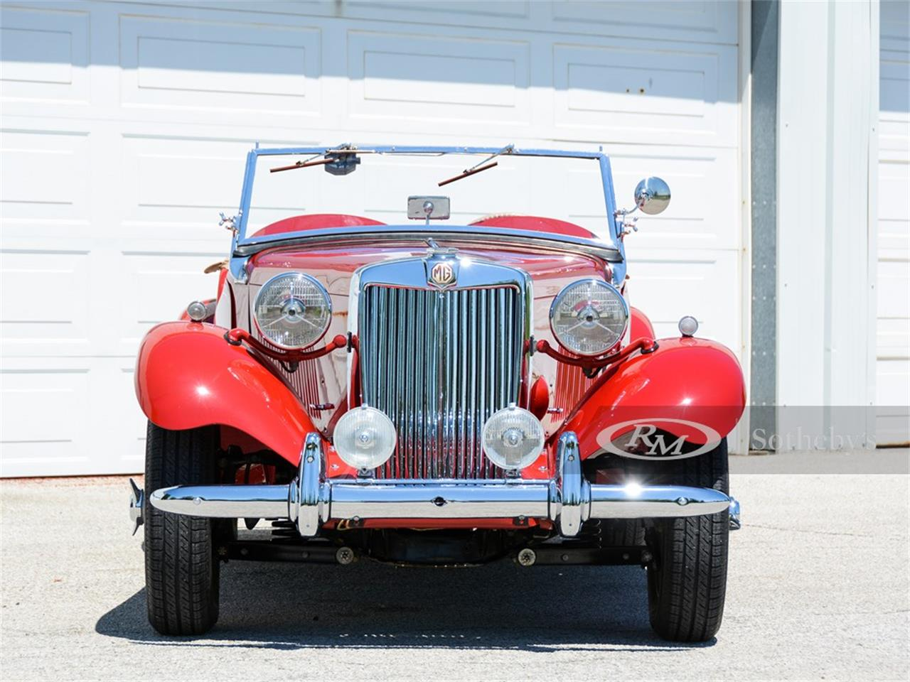 1952 MG TD (CC-1377068) for sale in Monterey, California