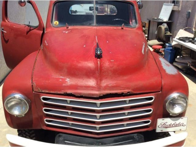 1952 Studebaker 2R6 (CC-1377070) for sale in Cadillac, Michigan