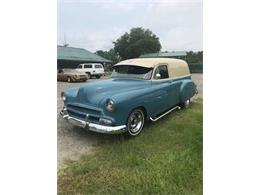 1951 Chevrolet Panel Delivery (CC-1377075) for sale in Cadillac, Michigan