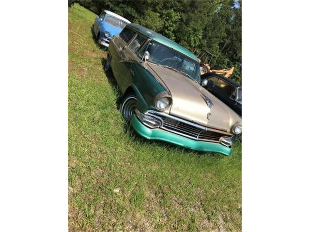 1956 Ford Wagon (CC-1377079) for sale in Cadillac, Michigan