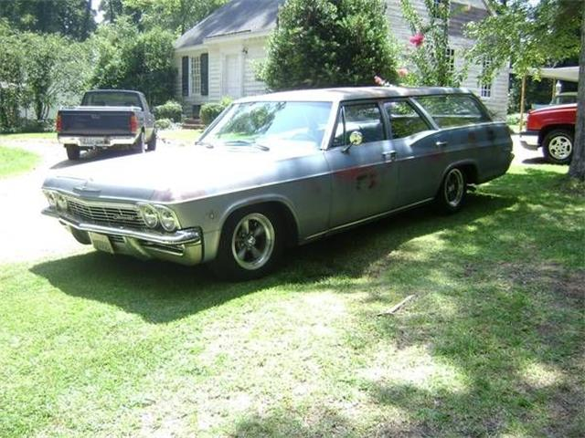 1965 Chevrolet Biscayne (CC-1377092) for sale in Cadillac, Michigan