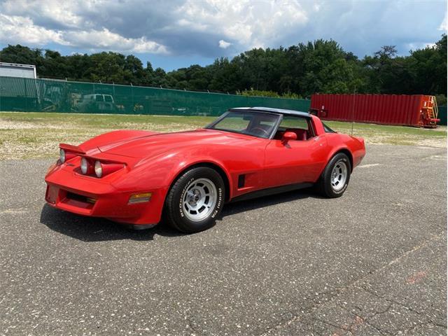 1981 Chevrolet Corvette (CC-1377098) for sale in West Babylon, New York