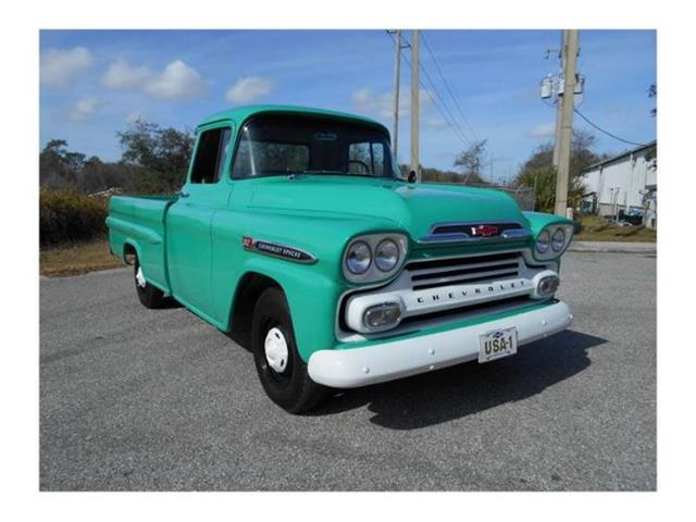 1959 Chevrolet Apache (CC-1377099) for sale in Cadillac, Michigan