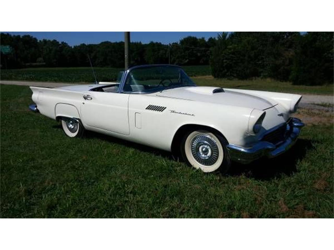 1957 Ford Thunderbird (CC-1377107) for sale in Cadillac, Michigan