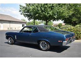 1970 Chevrolet Nova (CC-1377111) for sale in Elkhart, Indiana