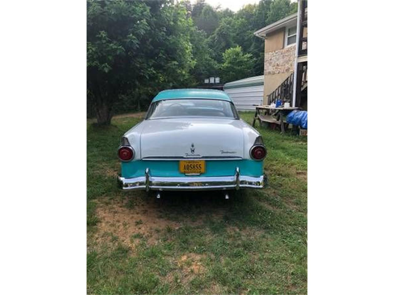 1955 Ford Crown Victoria (CC-1377112) for sale in Cadillac, Michigan