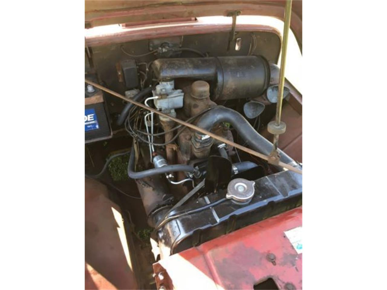 1950 Willys Jeepster (CC-1377114) for sale in Cadillac, Michigan