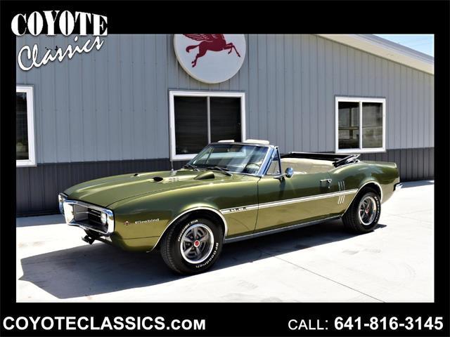 1967 Pontiac Firebird (CC-1377118) for sale in Greene, Iowa