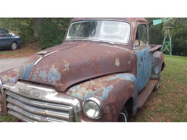 1954 GMC 150 Series (CC-1377120) for sale in Cadillac, Michigan