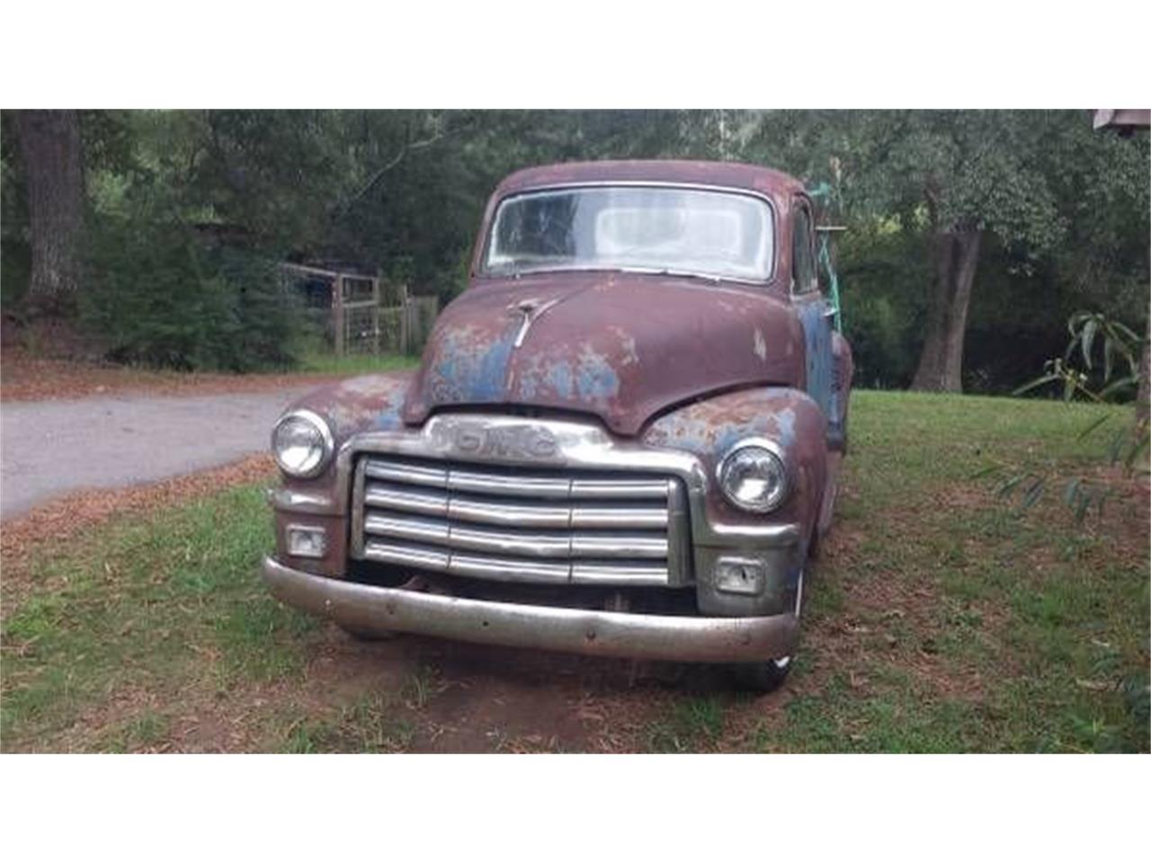 1954 GMC 150 Series (CC-1377120) for sale in Cadillac, Michigan