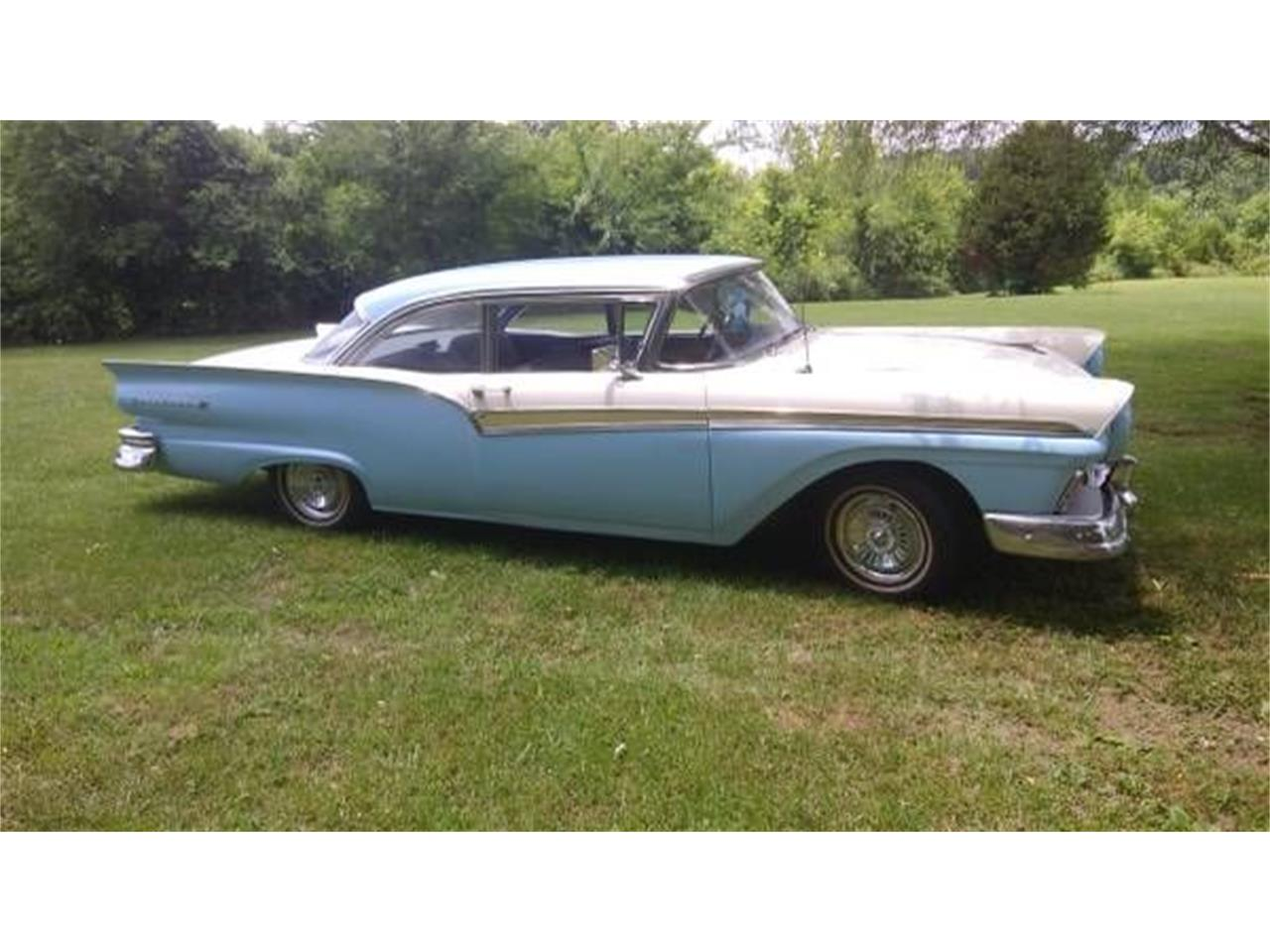 1957 Ford Fairlane 500 (CC-1377125) for sale in Cadillac, Michigan