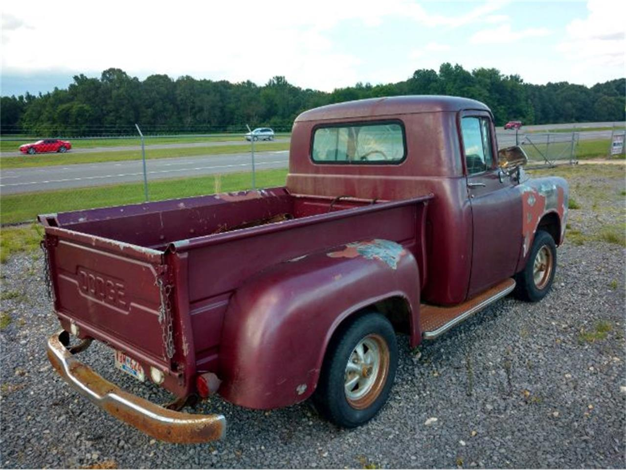 1955 Dodge Pickup (CC-1377131) for sale in Cadillac, Michigan