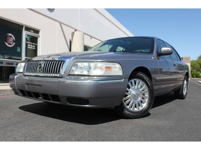 2006 Mercury Grand Marquis (CC-1377136) for sale in Scottsdale, Arizona