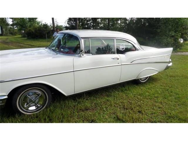 1957 Chevrolet Bel Air (CC-1377146) for sale in Cadillac, Michigan