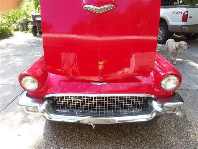 1957 Ford Thunderbird (CC-1377150) for sale in Cadillac, Michigan