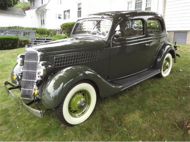 1935 Ford Tudor (CC-1377159) for sale in Cadillac, Michigan