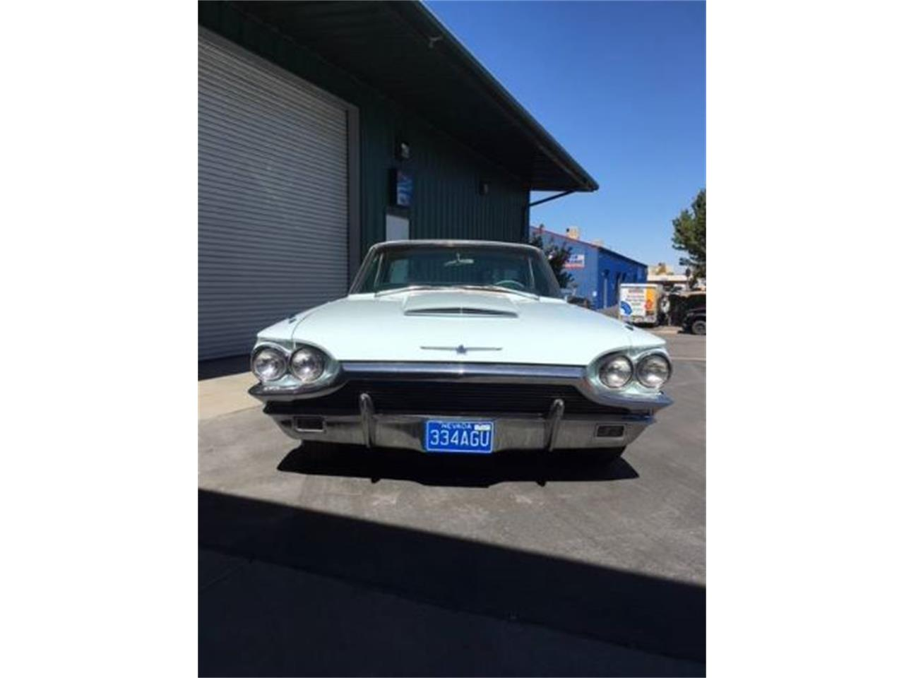 1965 Ford Thunderbird (CC-1377168) for sale in Cadillac, Michigan