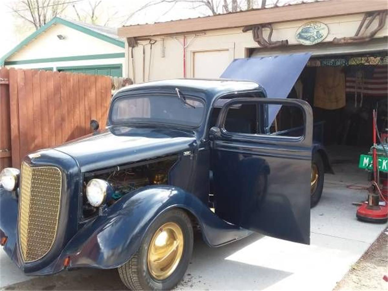 1935 Ford Hot Rod (CC-1377182) for sale in Cadillac, Michigan