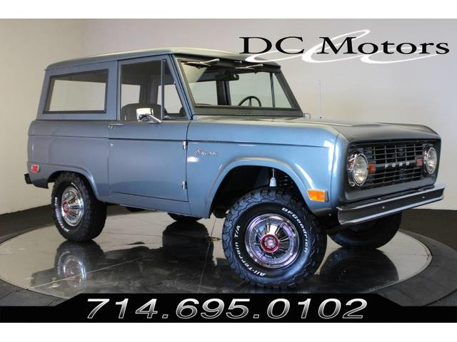 1968 Ford Bronco (CC-1377186) for sale in Anaheim, California