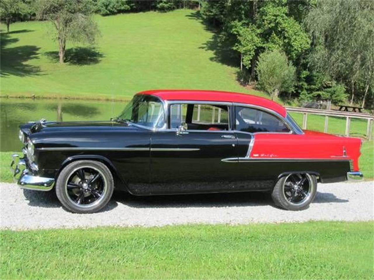 1955 Chevrolet Bel Air (CC-1377190) for sale in Cadillac, Michigan