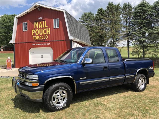2001 Chevrolet Silverado (CC-1377192) for sale in Latrobe, Pennsylvania