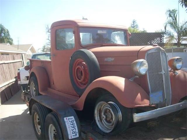 1935 Chevrolet Pickup (CC-1377195) for sale in Cadillac, Michigan