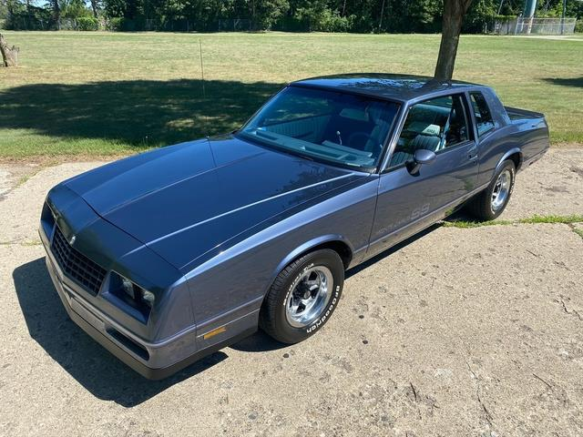 1983 Chevrolet Monte Carlo (CC-1377211) for sale in Shelby Township, Michigan