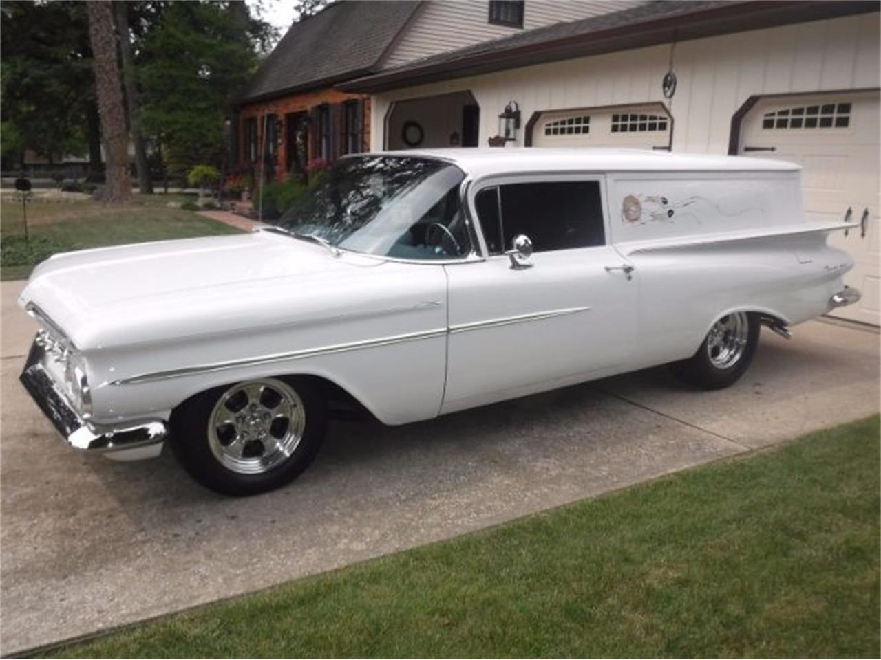 1959 Chevrolet Impala (CC-1377216) for sale in Cadillac, Michigan