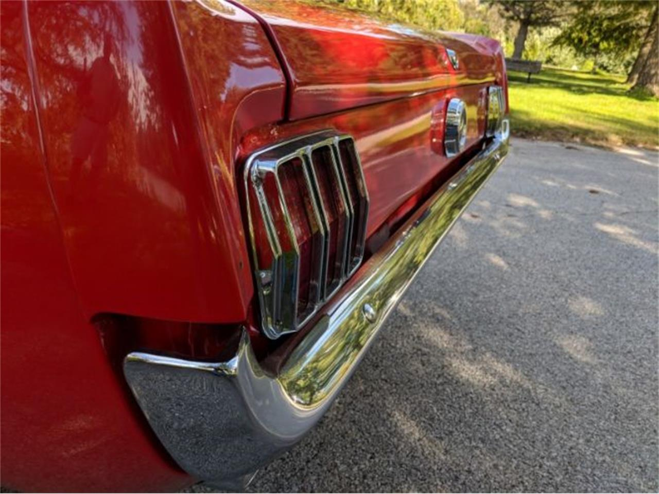 1965 Ford Mustang (CC-1377217) for sale in Cadillac, Michigan