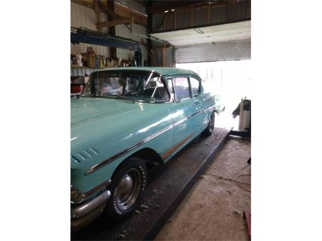 1958 Chevrolet Biscayne (CC-1377220) for sale in Cadillac, Michigan