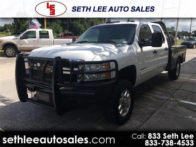 2014 Chevrolet Silverado (CC-1377228) for sale in Tavares, Florida