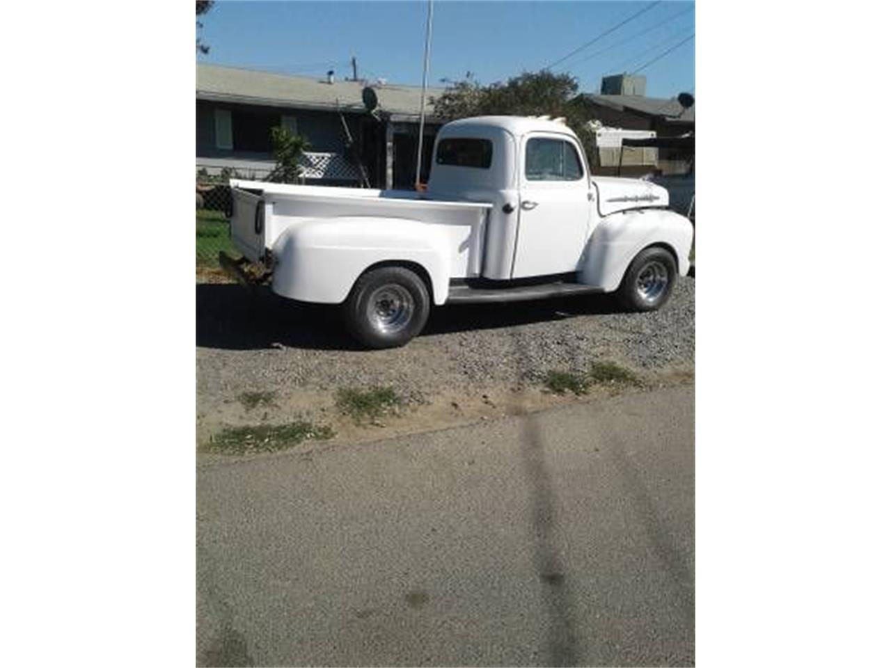 1952 Ford F1 (CC-1377235) for sale in Cadillac, Michigan