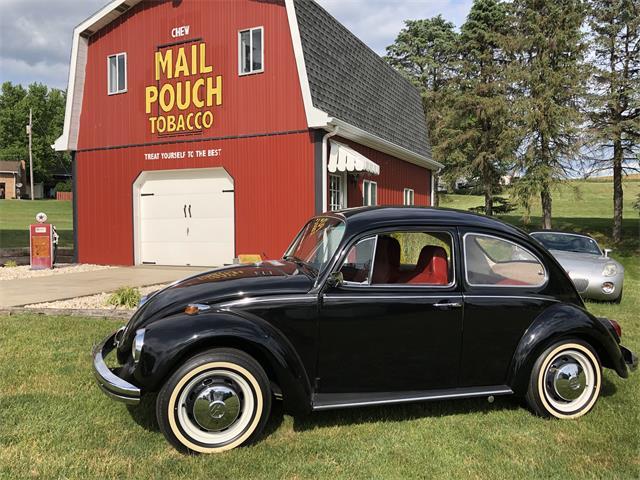 1969 Volkswagen Beetle (CC-1377239) for sale in Latrobe, Pennsylvania