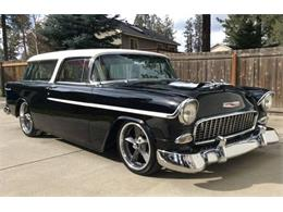 1955 Chevrolet Nomad (CC-1377247) for sale in Cadillac, Michigan