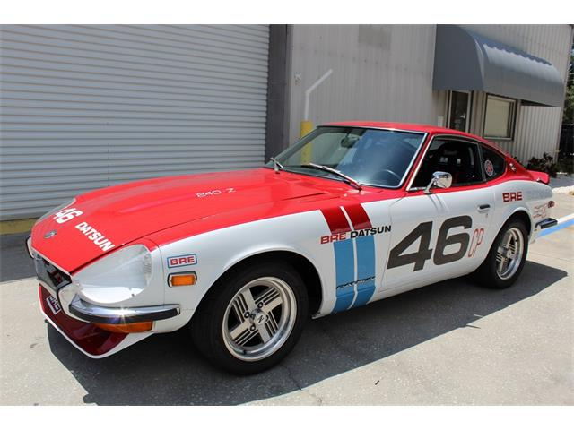 1972 Datsun 240Z (CC-1377252) for sale in Palmetto, Florida
