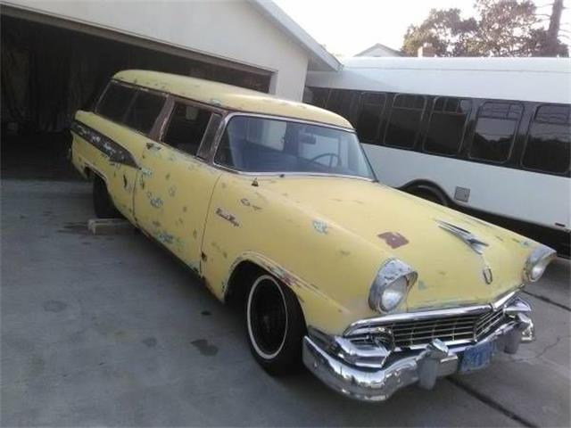 1956 Ford Ranch Wagon (CC-1377253) for sale in Cadillac, Michigan